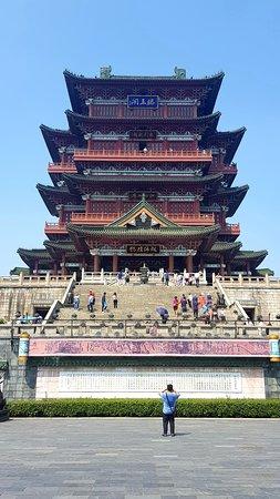 Nanchang, China:  Tengwang Pavilion