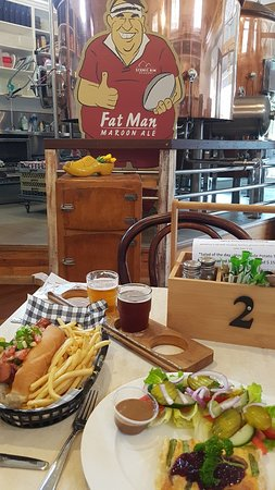 Mount Alford, Australia: Country charm, yummy food and beer.