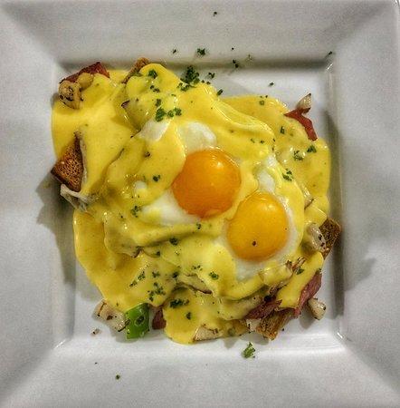 Egg Benedit at yala cafe