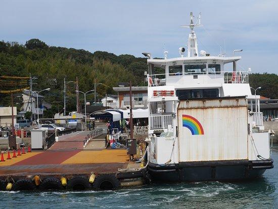 Fukuoka Municipal Ferry Service, Nokonoshima Route