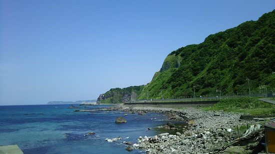 Shakotan Peninsula Blue Line (National Road Route 229)