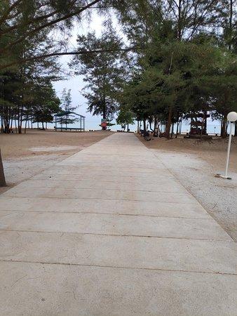 Tikus Emas Beach