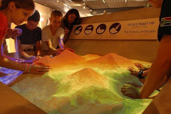 Hazeva, Izrael: Vidor Center - Send box