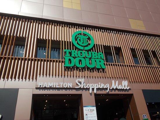 Hamilton Shopping Center
