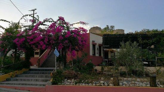 Κάμειρος Σκάλα, Ελλάδα: Go up the stairs...