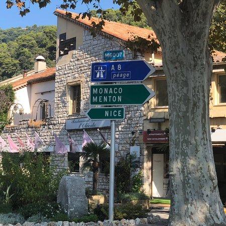 eze village to monaco bus 112