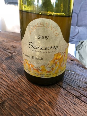 Septime: Very good Sancerre