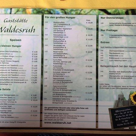 Wachtberg, Alemania: Waldesruh