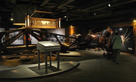 Rammelsberg Mine and Mining Museum: Ausstellung