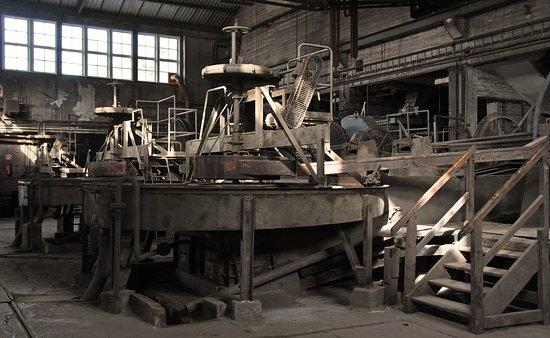 Rammelsberg Mine and Mining Museum: In der Aufbereitung