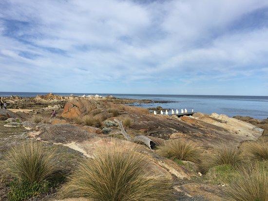 Cape Conran, Αυστραλία: Salmon Rocks