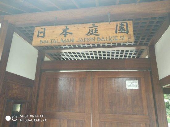 Baltalimani Japon Bahcesi