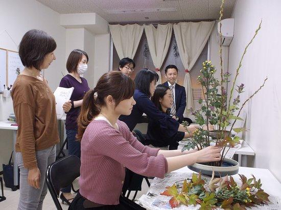 Hanayu Sendai Ekimae School