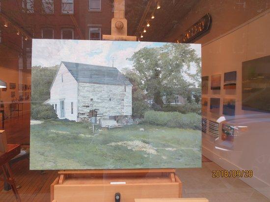 Landing Gallery: beautiful painting