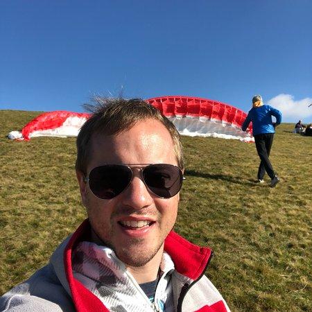 Tandem Paragliding Malcesine-billede
