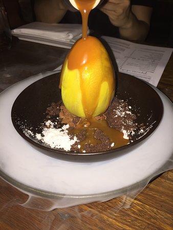 Sake Restaurant & Bar: Egg