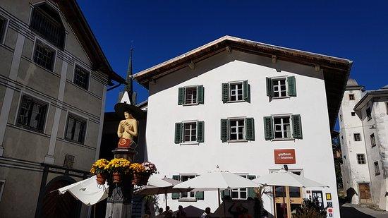 Valendas, Switzerland: Charming place in charming village