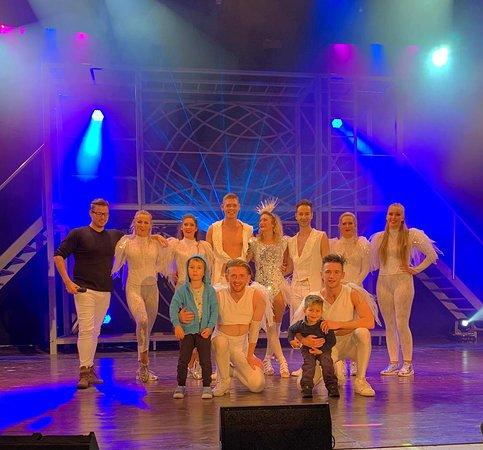 Garden Theatre Show