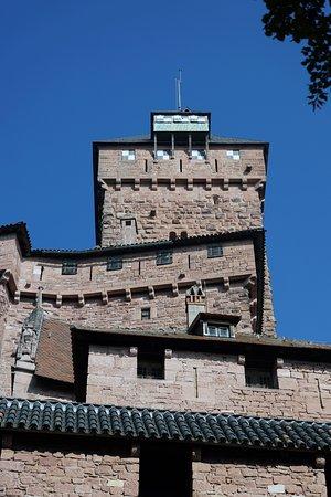 Chateau du Haut Koenigsbourg: Donjon