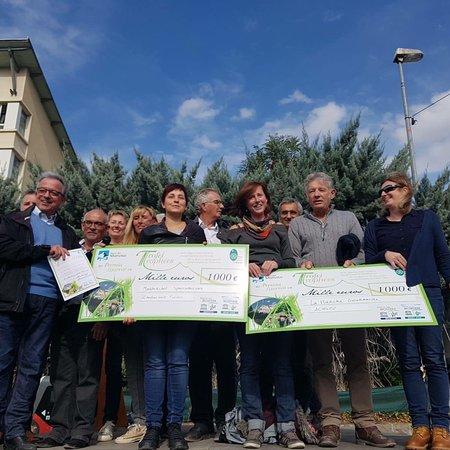 """Casteldelfino, Włochy: Vincitore del premio a Guillestre per il video """"spaccaravioles"""" Piatto tipico della Val Varaita"""