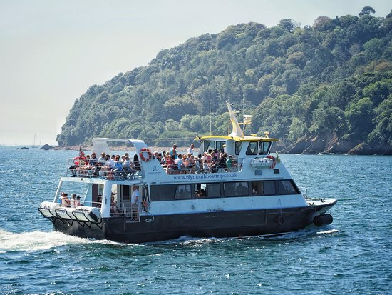 Plymouth Boat & Ferry Trips, Plymouth Barbican