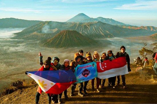 Bondowoso, อินโดนีเซีย: Mt. Bromo Stargazing