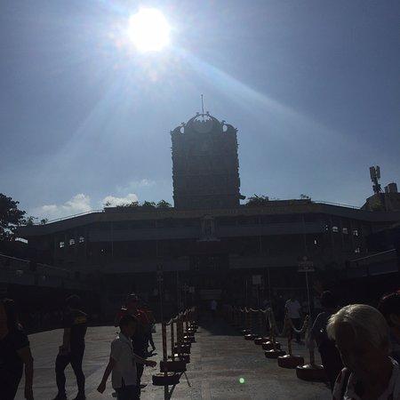 A spiritual landmark