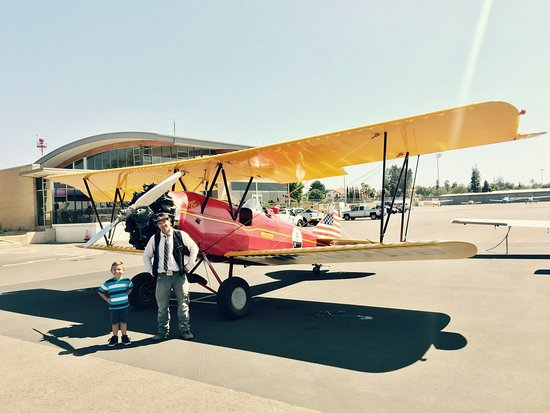 Barnstormers Biplane Rides (Chino) - UPDATED 2019 - All You