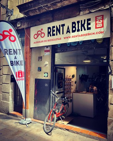 ‪Rent A Bike BCN‬