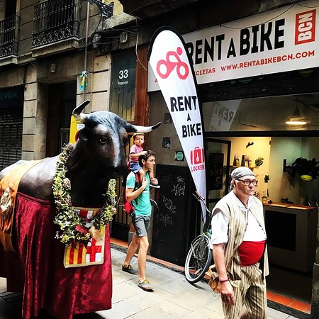 Rent A Bike BCN