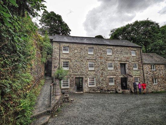 Cotehele Mill