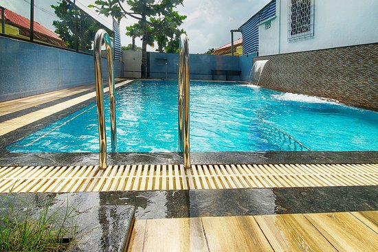 Pool - Picture of 7 Sea's by Splenor, Anjuna - Tripadvisor