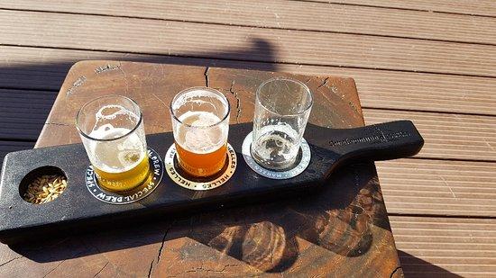 Brewer & Butcher: More beer tasting