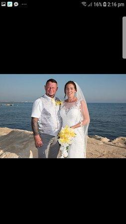 Wedding and holiday