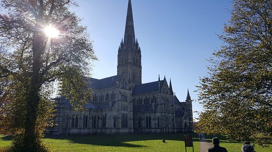 Salisbury Cathedral and Magna Carta: 20181021_142220_large.jpg