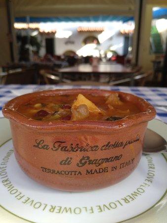 MONCOFAR, Espagne : Spezzatino con fagioli