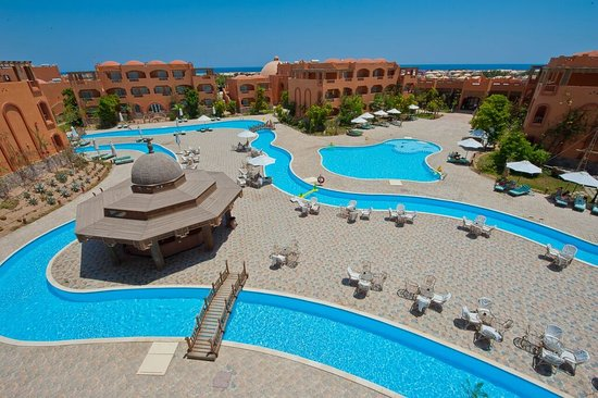 Pool - Picture of Dream Lagoon Resort, Marsa Alam - Tripadvisor