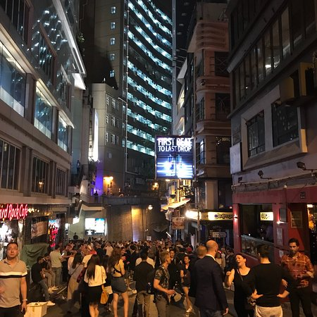 Lan Kwai Fong Photo