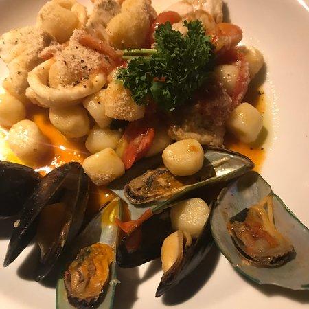 Dolcemare Italian restaurant
