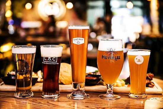 Urban Basement - Craft Beer & Kitchen, Ho Chi Minh City - Menu, Prices, Restaurant Reviews & Reservations - TripAdvisor