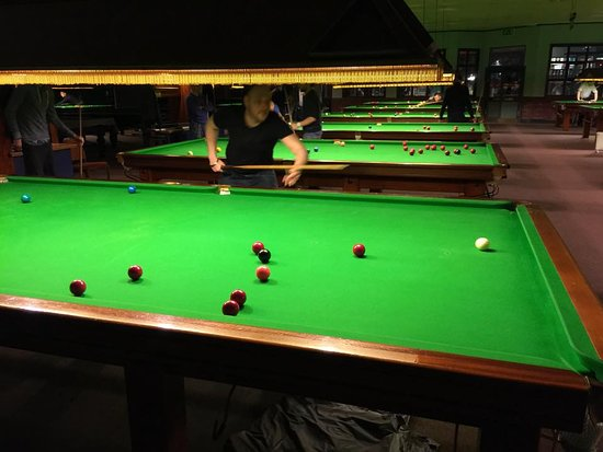 Hazel Grove Snooker Club