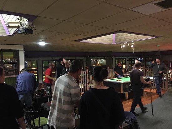 Hazel Grove Snooker Club