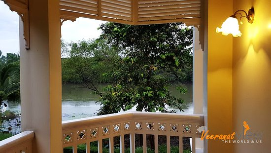 Beautiful River Kwai View and Great Services