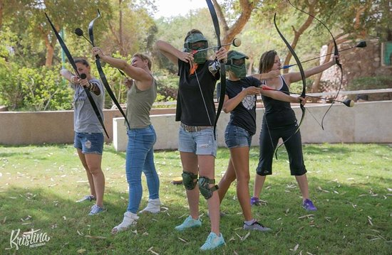Archery Tag Eilat