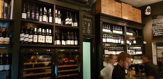 Restaurang Atmosfar: The wines