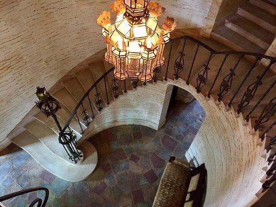 Howey in the Hills, FL: Grand foyer