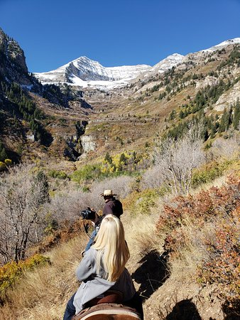 Rocky Mountain Outfitters: Sundance Trail Ride