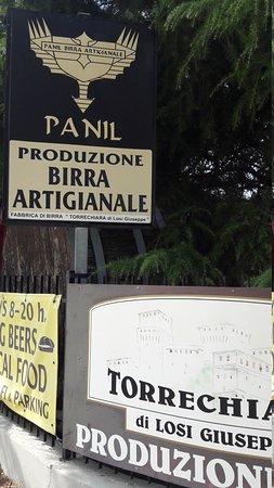 Panil Beer - Birrificio Torrechiara: Лонгирано, страда Пиластро, 35 А