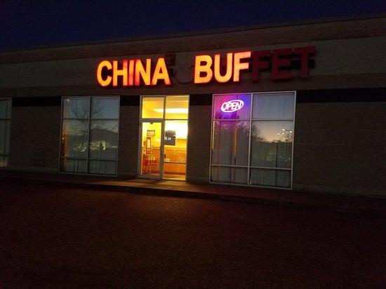 New China Buffet - Forest Lake, MN