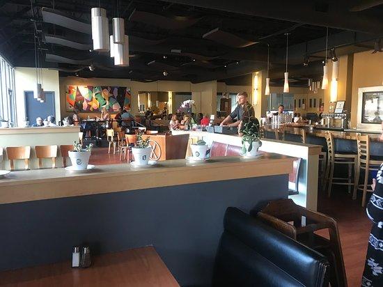 Restaurant 415: dining room